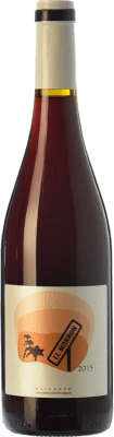 11,95 € Envío gratis   Vino tinto Bernabé El Morrón Crianza D.O. Alicante Comunidad Valenciana España Garnacha Botella 75 cl