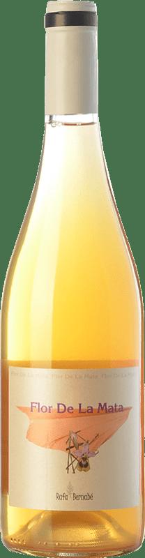 26,95 € Free Shipping   White wine Bernabé Flor de la Mata Crianza D.O. Alicante Valencian Community Spain Muscat, Merseguera Bottle 75 cl