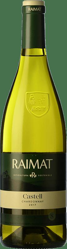 6,95 € Free Shipping   White wine Raimat Castell D.O. Costers del Segre Catalonia Spain Chardonnay Bottle 75 cl