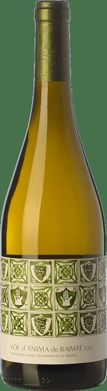 8,95 € Free Shipping | White wine Raimat Vol d'Ànima Blanc D.O. Costers del Segre Catalonia Spain Xarel·lo, Chardonnay, Albariño Bottle 75 cl