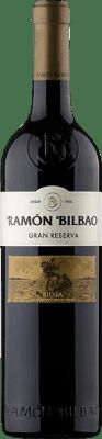 28,95 € Envoi gratuit | Vin rouge Ramón Bilbao Gran Reserva 2010 D.O.Ca. Rioja La Rioja Espagne Tempranillo, Grenache, Graciano Bouteille 75 cl