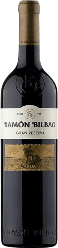 23,95 € 送料無料 | 赤ワイン Ramón Bilbao Gran Reserva 2010 D.O.Ca. Rioja ラ・リオハ スペイン Tempranillo, Grenache, Graciano ボトル 75 cl