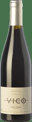 22,95 € Envoi gratuit | Vin rouge Raúl Pérez Vico Crianza D.O. Bierzo Castille et Leon Espagne Mencía Bouteille 75 cl