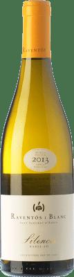 29,95 € Free Shipping | White wine Raventós i Blanc Silencis D.O. Penedès Catalonia Spain Xarel·lo Magnum Bottle 1,5 L