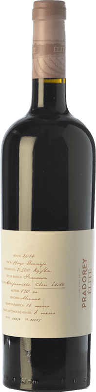 33,95 € Free Shipping | Red wine Ventosilla PradoRey Élite Crianza D.O. Ribera del Duero Castilla y León Spain Tempranillo Bottle 75 cl