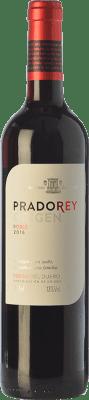 8,95 € Free Shipping | Red wine Ventosilla PradoRey Roble D.O. Ribera del Duero Castilla y León Spain Tempranillo, Merlot, Cabernet Sauvignon Bottle 75 cl