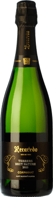 19,95 € Free Shipping | White sparkling Recaredo Terrers Brut Nature Gran Reserva 2011 D.O. Cava Catalonia Spain Macabeo, Xarel·lo, Parellada Bottle 75 cl. | Thousands of wine lovers trust us to get the best price guarantee, free shipping always and hassle-free shopping and returns.