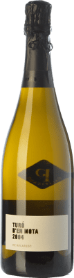 109,95 € Free Shipping | White sparkling Recaredo Turó d'en Mota Gran Reserva 2004 D.O. Cava Catalonia Spain Xarel·lo Bottle 75 cl | Thousands of wine lovers trust us to get the best price guarantee, free shipping always and hassle-free shopping and returns.