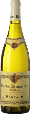 49,95 € Envoi gratuit   Vin blanc Régnard Vaillons A.O.C. Chablis Premier Cru Bourgogne France Chardonnay Bouteille 75 cl