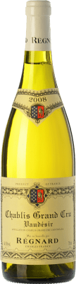 75,95 € Free Shipping | White wine Régnard Vaudésir A.O.C. Chablis Grand Cru Burgundy France Chardonnay Bottle 75 cl