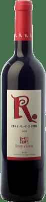 15,95 € Envío gratis | Vino tinto Remírez de Ganuza Erre Punto Con Joven D.O.Ca. Rioja La Rioja España Tempranillo Botella 75 cl