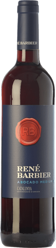 4,95 € Free Shipping | Red wine René Barbier Abocado Semiseco Joven D.O. Penedès Catalonia Spain Tempranillo, Grenache, Monastrell Bottle 75 cl
