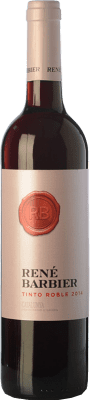 7,95 € Envoi gratuit | Vin rouge René Barbier Roble Joven D.O. Penedès Catalogne Espagne Tempranillo, Grenache, Torrontés Bouteille 75 cl