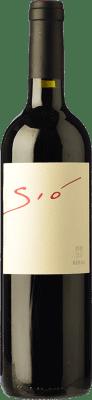 27,95 € Free Shipping | Red wine Ribas Sió Crianza I.G.P. Vi de la Terra de Mallorca Balearic Islands Spain Merlot, Syrah, Cabernet Sauvignon, Mantonegro Bottle 75 cl