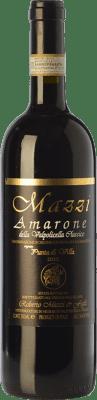 58,95 € Free Shipping | Red wine Mazzi Classico Punta di Villa D.O.C.G. Amarone della Valpolicella Veneto Italy Corvina, Rondinella, Corvinone, Molinara Bottle 75 cl