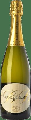 19,95 € Free Shipping | White sparkling Ruiz de Cardenas BdB Cuvée Armonia Extra Brut Italy Chardonnay Bottle 75 cl