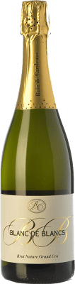 31,95 € Free Shipping | White sparkling Ruiz de Cardenas BdB Grand Cru Brut Nature Italy Chardonnay Bottle 75 cl