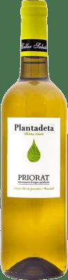 15,95 € Free Shipping | White wine Sabaté Plantadeta Blanc Crianza D.O.Ca. Priorat Catalonia Spain Grenache White, Muscatel Bottle 75 cl
