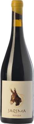 17,95 € Free Shipping | Red wine Samsara Jaqima Joven D.O. Sierras de Málaga Andalusia Spain Syrah, Grenache Bottle 75 cl