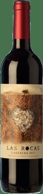8,95 € Envío gratis | Vino tinto San Alejandro Las Rocas Joven D.O. Calatayud Aragón España Garnacha Botella 75 cl