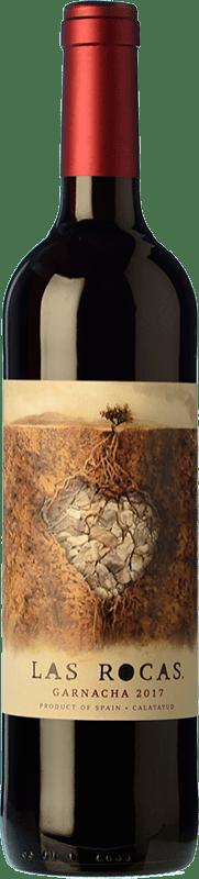 8,95 € Envoi gratuit   Vin rouge San Alejandro Las Rocas Joven D.O. Calatayud Aragon Espagne Grenache Bouteille 75 cl