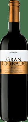 13,95 € Free Shipping   Red wine San Martín de Ábalos Gran Logrado Crianza D.O.Ca. Rioja The Rioja Spain Tempranillo, Grenache, Viura Bottle 75 cl