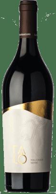 14,95 € Free Shipping | Red wine San Marzano Malvasia Nera Talò I.G.T. Salento Campania Italy Malvasia Black Bottle 75 cl