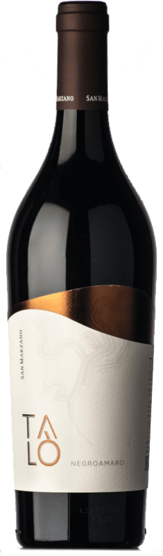 13,95 € Envío gratis | Vino tinto San Marzano Talò I.G.T. Puglia Puglia Italia Negroamaro Botella 75 cl