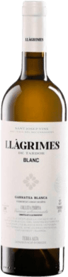 9,95 € Envoi gratuit | Vin blanc Sant Josep Llàgrimes de Tardor Blanc Crianza D.O. Terra Alta Catalogne Espagne Grenache Blanc Bouteille 75 cl