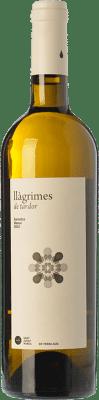 9,95 € Kostenloser Versand | Weißwein Sant Josep Llàgrimes de Tardor Blanc Crianza D.O. Terra Alta Katalonien Spanien Grenache Weiß Flasche 75 cl