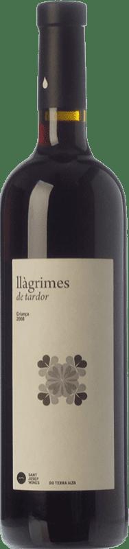 9,95 € Envoi gratuit | Vin rouge Sant Josep Llàgrimes de Tardor Negre Crianza D.O. Terra Alta Catalogne Espagne Tempranillo, Syrah, Grenache, Carignan Bouteille 75 cl