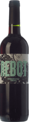 4,95 € Free Shipping | Red wine Sant Josep Rebot Joven D.O. Terra Alta Catalonia Spain Tempranillo, Syrah, Grenache, Carignan Bottle 75 cl