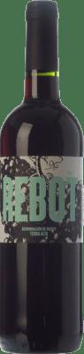 4,95 € Envío gratis | Vino tinto Sant Josep Rebot Joven D.O. Terra Alta Cataluña España Tempranillo, Syrah, Garnacha, Cariñena Botella 75 cl