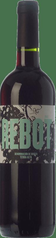 4,95 € Envoi gratuit | Vin rouge Sant Josep Rebot Joven D.O. Terra Alta Catalogne Espagne Tempranillo, Syrah, Grenache, Carignan Bouteille 75 cl