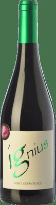 18,95 € Free Shipping   Red wine Sanz Soguero Ignius Crianza Spain Grenache Bottle 75 cl