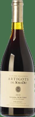 77,95 € Free Shipping | Red wine Scala Dei Artigots Crianza 2010 D.O.Ca. Priorat Catalonia Spain Grenache Bottle 75 cl