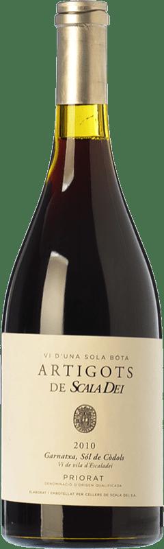 65,95 € Free Shipping | Red wine Scala Dei Artigots Crianza 2010 D.O.Ca. Priorat Catalonia Spain Grenache Bottle 75 cl