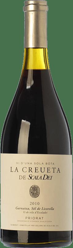 65,95 € Free Shipping | Red wine Scala Dei La Creueta Crianza 2010 D.O.Ca. Priorat Catalonia Spain Grenache Bottle 75 cl