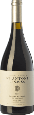 93,95 € Free Shipping | Red wine Scala Dei Sant Antoni Crianza D.O.Ca. Priorat Catalonia Spain Grenache Bottle 75 cl