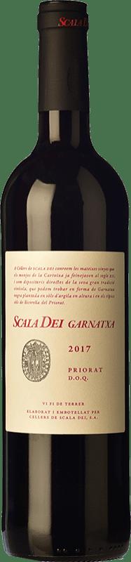 11,95 € Free Shipping | Red wine Scala Dei Garnatxa Joven D.O.Ca. Priorat Catalonia Spain Grenache Bottle 75 cl