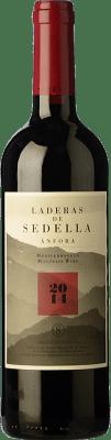 15,95 € Kostenloser Versand   Rotwein Sedella Laderas Crianza D.O. Sierras de Málaga Andalusien Spanien Grenache, Romé, Muscat Flasche 75 cl