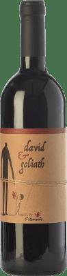 19,95 € Kostenloser Versand | Rotwein Sexto Elemento David & Goliath Crianza Spanien Bobal Flasche 75 cl
