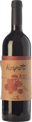33,95 € Free Shipping | Red wine Sexto Elemento Respeto Crianza Spain Bobal Bottle 75 cl