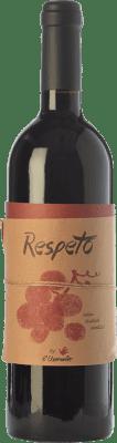 27,95 € Kostenloser Versand | Rotwein Sexto Elemento Respeto Crianza Spanien Bobal Flasche 75 cl