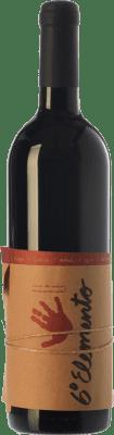 24,95 € Free Shipping | Red wine Sexto Elemento Crianza D.O. Valencia Valencian Community Spain Bobal Bottle 75 cl