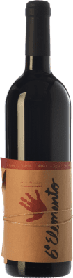 21,95 € Envío gratis   Vino tinto Sexto Elemento Crianza D.O. Valencia Comunidad Valenciana España Bobal Botella 75 cl