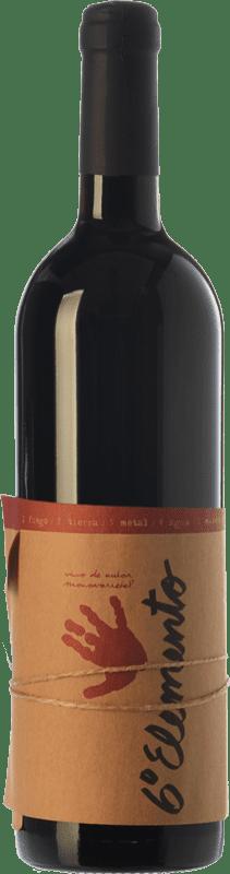 21,95 € Free Shipping | Red wine Sexto Elemento Crianza D.O. Valencia Valencian Community Spain Bobal Bottle 75 cl