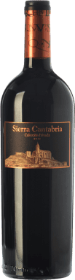 29,95 € Free Shipping | Red wine Sierra Cantabria Colección Privada Crianza D.O.Ca. Rioja The Rioja Spain Tempranillo Bottle 75 cl