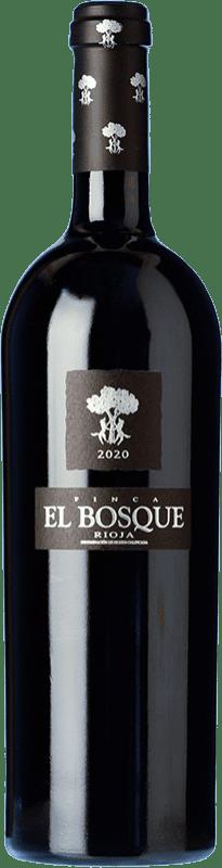 479,95 € Free Shipping | Red wine Sierra Cantabria El Bosque Crianza D.O.Ca. Rioja The Rioja Spain Tempranillo Jéroboam Bottle-Double Magnum 3 L
