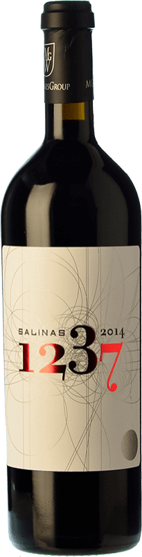 73,95 € Envoi gratuit   Vin rouge Sierra Salinas 1237 Reserva 2009 D.O. Alicante Communauté valencienne Espagne Cabernet Sauvignon, Monastrell, Grenache Tintorera Bouteille 75 cl